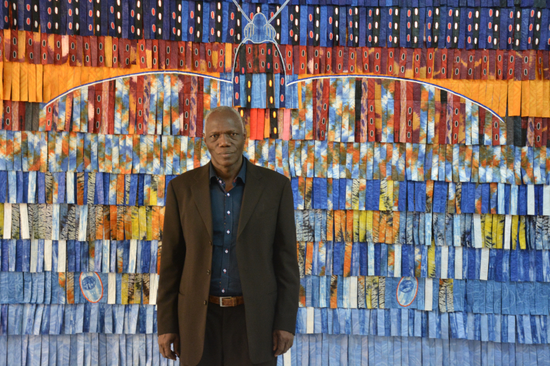 Abdoulaye Konate, Bamako, Behind the Scenes  Bloomberg Brilliant Ideas