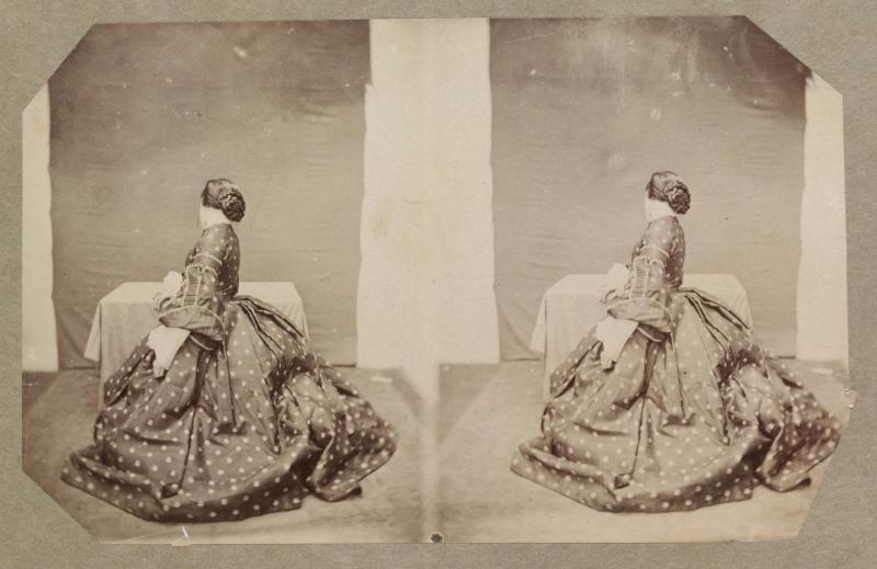 Isabella Grace Maude, 5 Princes Gardens; Photographic Study_Vanda