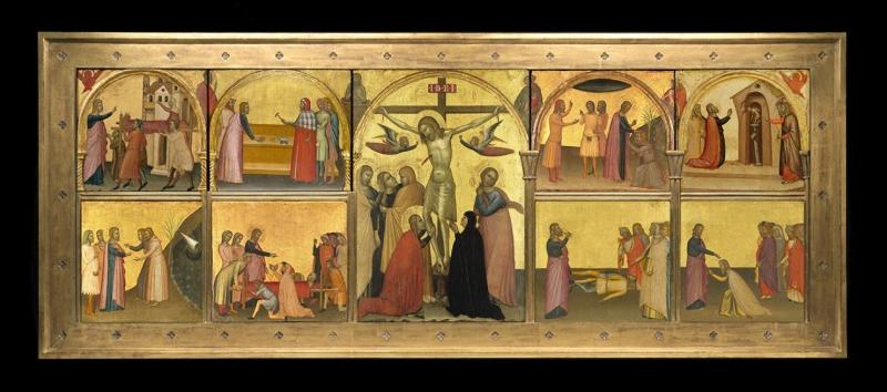 FrancescuccioGhissi_St. John Altarpiece