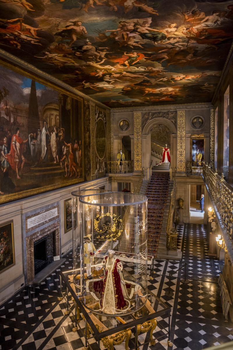 Painted Hall  Chatsworth