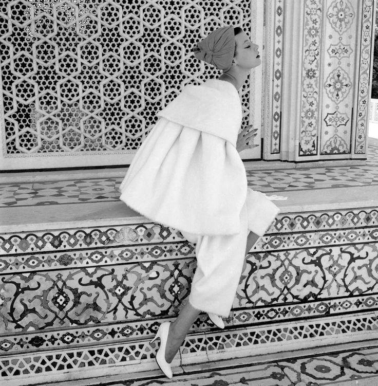 Barbara Mullen-Delhi_India_November 1956_NParkinson