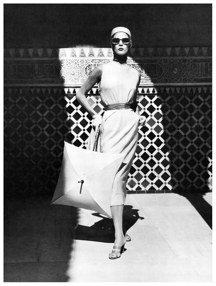 LDW_Jean Patchett  Granada  Spain  1953