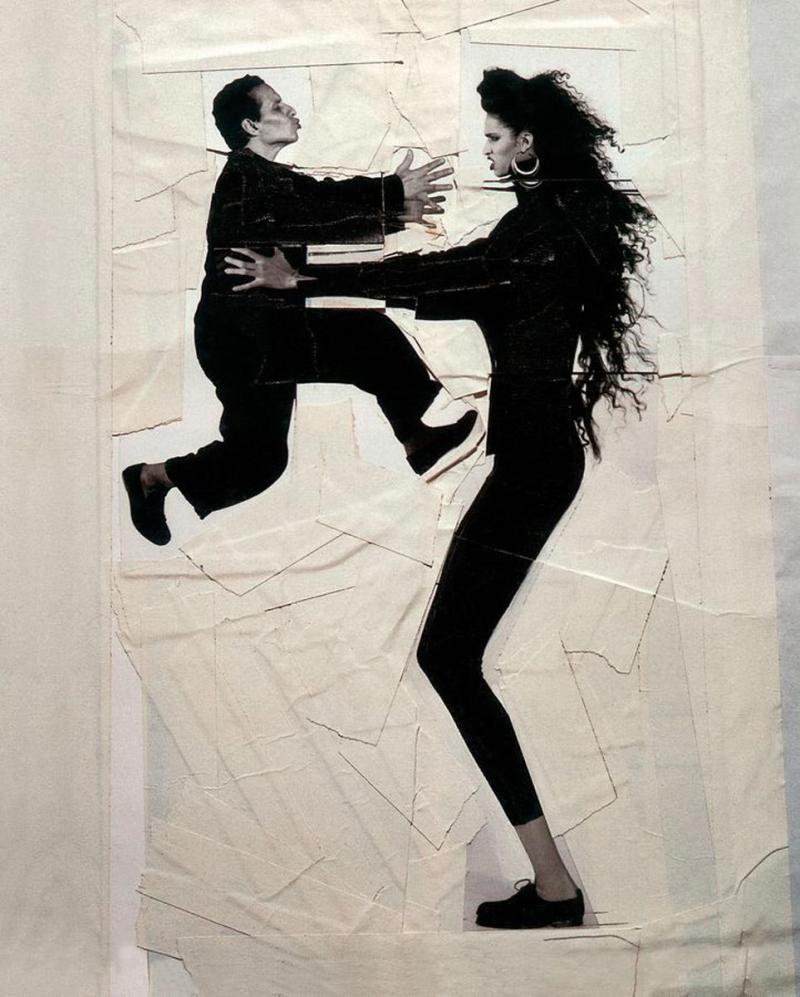 Alaia-Khelfa-Jean-Paul-Goude-1985