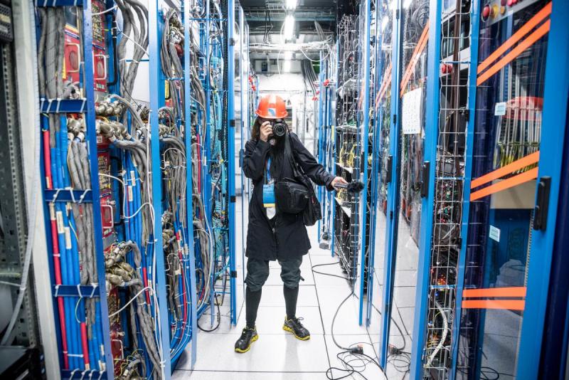 CERN_Antye Greie-Ripatti