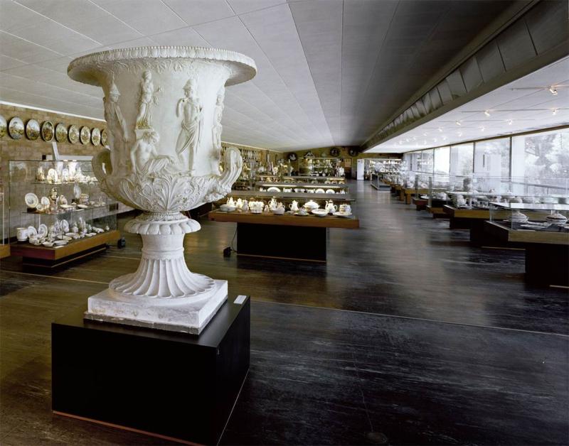 2 Interno museo Richard Ginori credits Museo di Doccia-Arrigo Coppitz