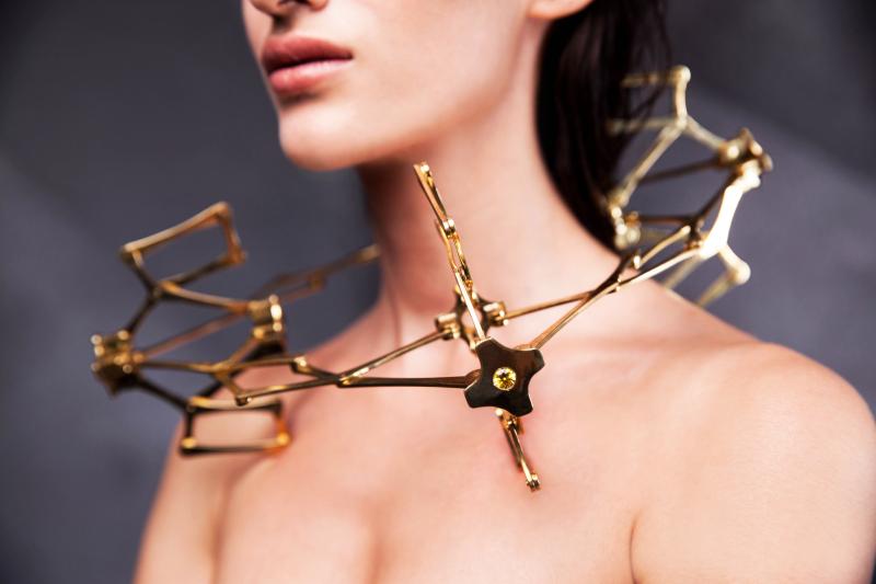 Vertigo Jewelry by Viktoriya Strizhak_EXPAND Tiara e collana5