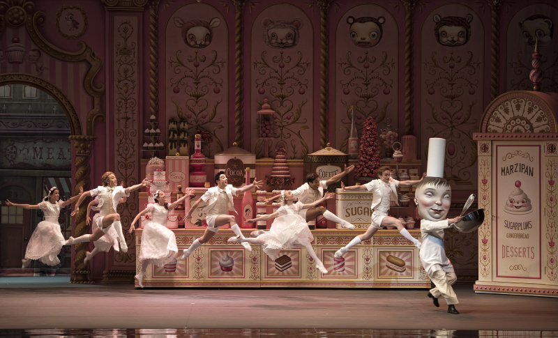 Scene from Whipped Cream  Photo Gene Schiavone  courtesy American Ballet Theatre (2)