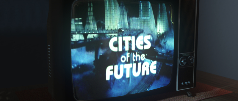TV Cities of the Future