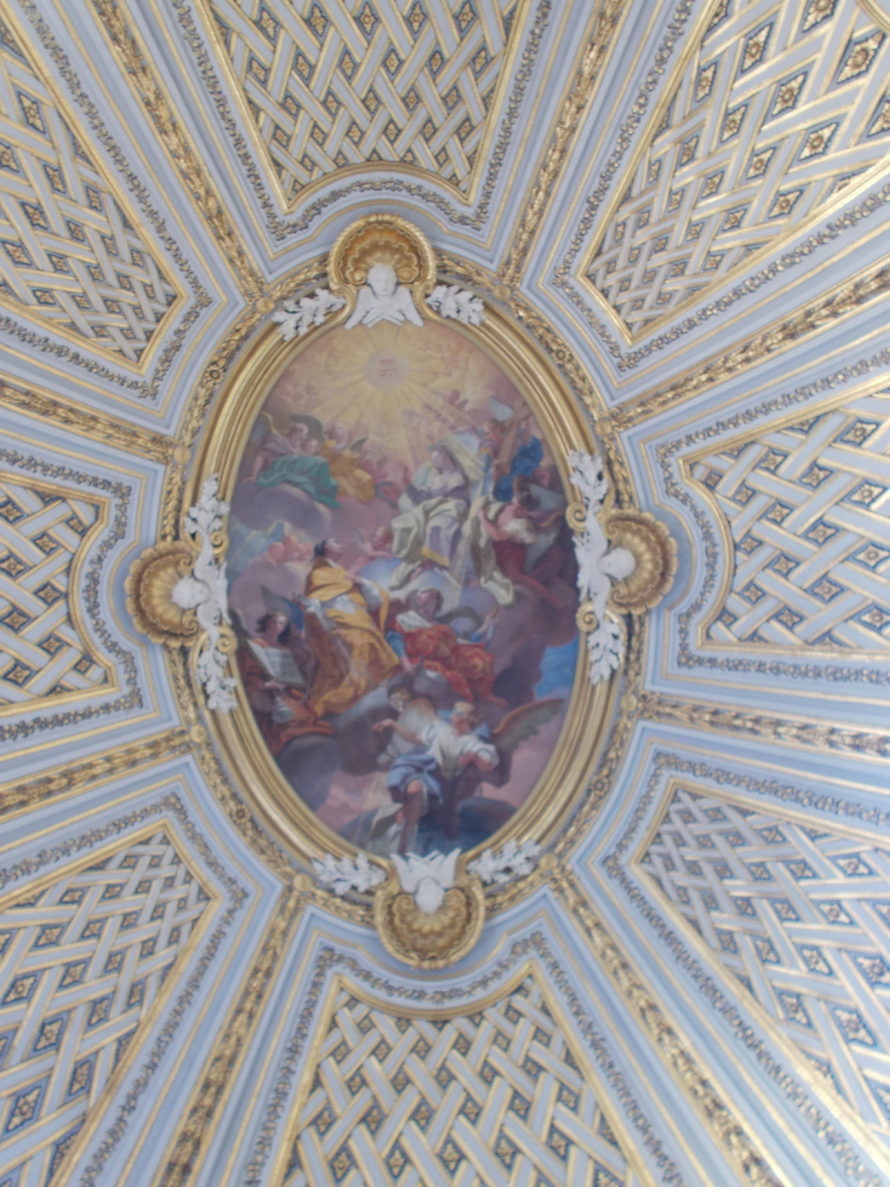 Chiesa della Santissima Trinità degli Spagnoli_b