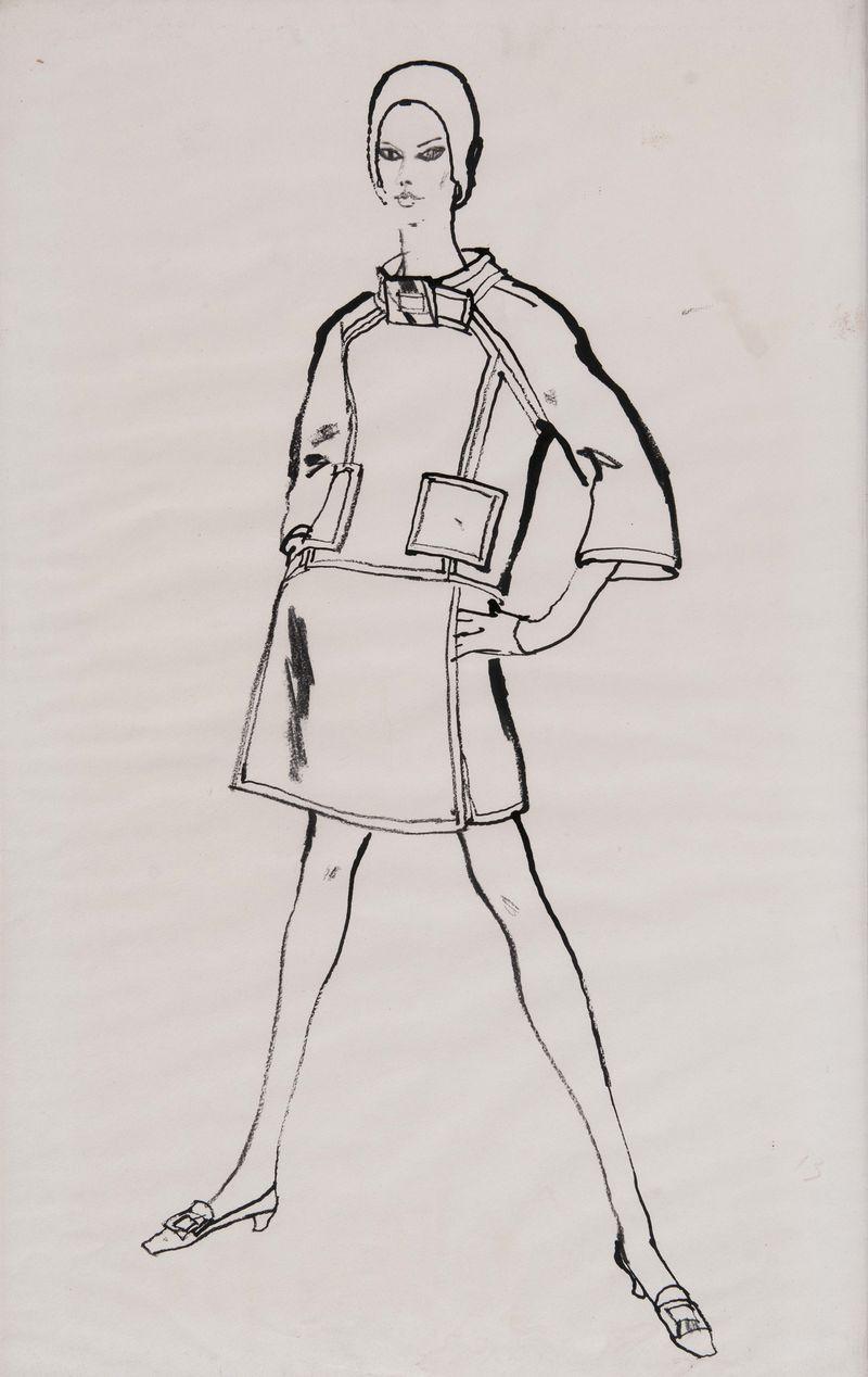 34. Tod Draz Suit Raglan Sleeves 60x38cms (1)