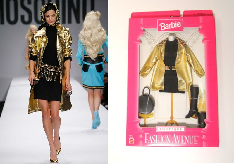 MoschinoSS15_BarbieFashionAvenueClothes