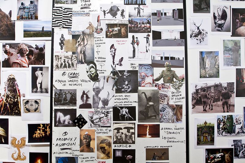 SimonCostin's Impossible Catwalk Shows_Moodboard