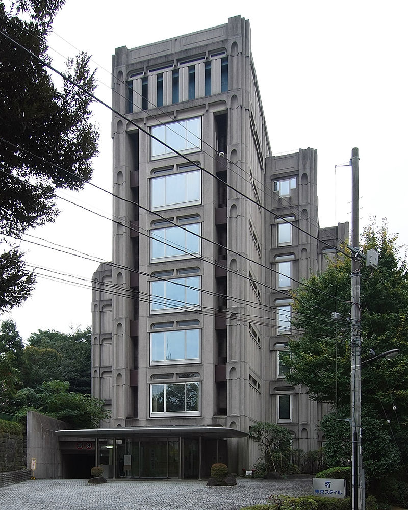 TogoMurano-Daibiru_Kōjimachi