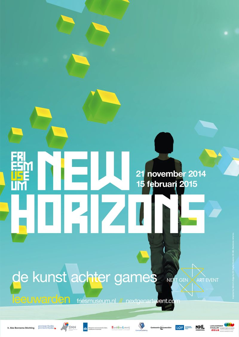 Campagnebeeld New Horizons