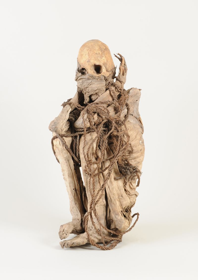 Towneley_Incan mummy_12thCentury
