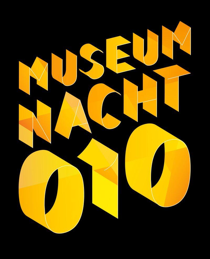 Museumnacht logo zwart