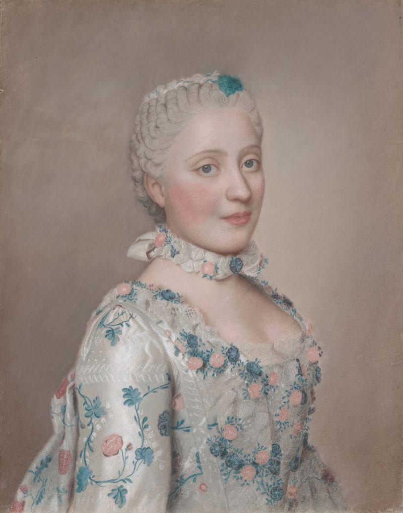 Jean-Étienne_Liotard_-_Portret_van_Marie_Josèphe_van_Saksen