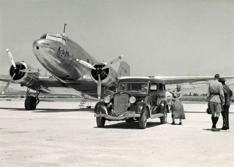 1900-1929 - KLM vliegtuig 'De Specht'_1