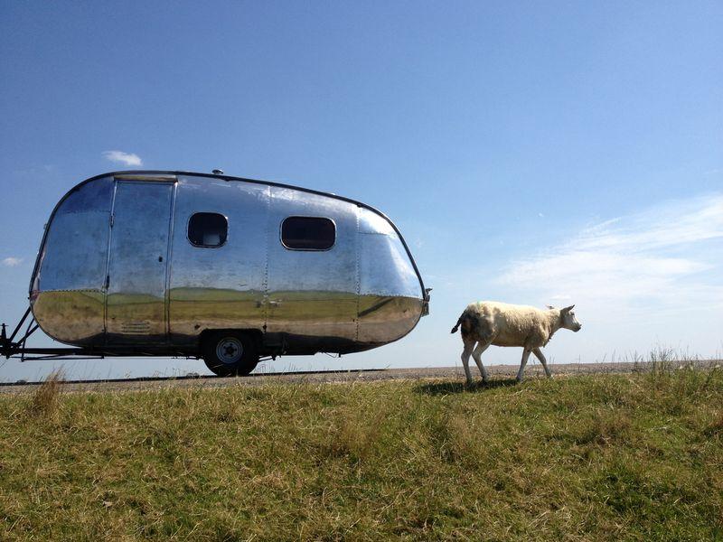 1956-1979 - Sixties caravan