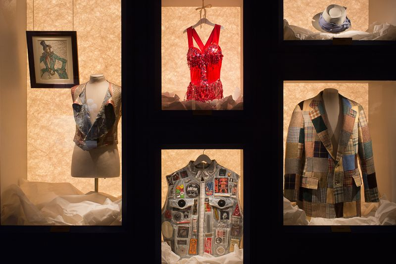 15 Utopian Bodies - Fashion Looks Forward Liljevalchs Memory Hamish Bowles Marie Fredriksson Walter Van Beirendonck Lena Cronqvist Christian Lacroix Photo Mattias Lindback jpg 2