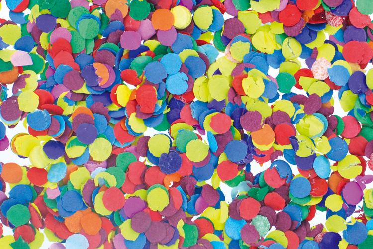 Confetti Sprinkles on Tweed: Balenciaga, 1962