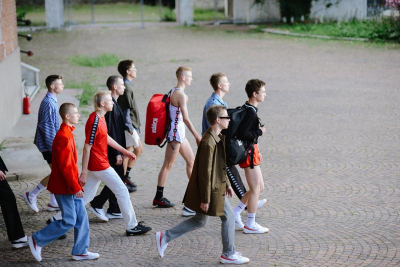 Welcome to Gosha Rubchinskiy Menswear -br-Guest Designer - 024