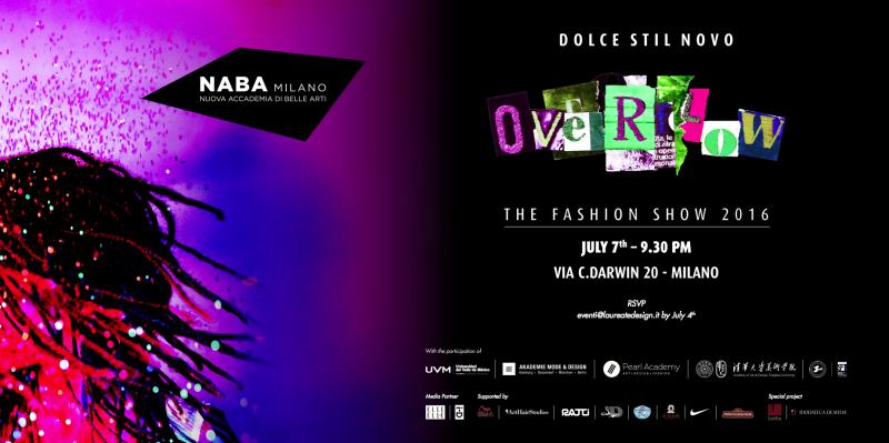 NABA_Fashion Show 2016