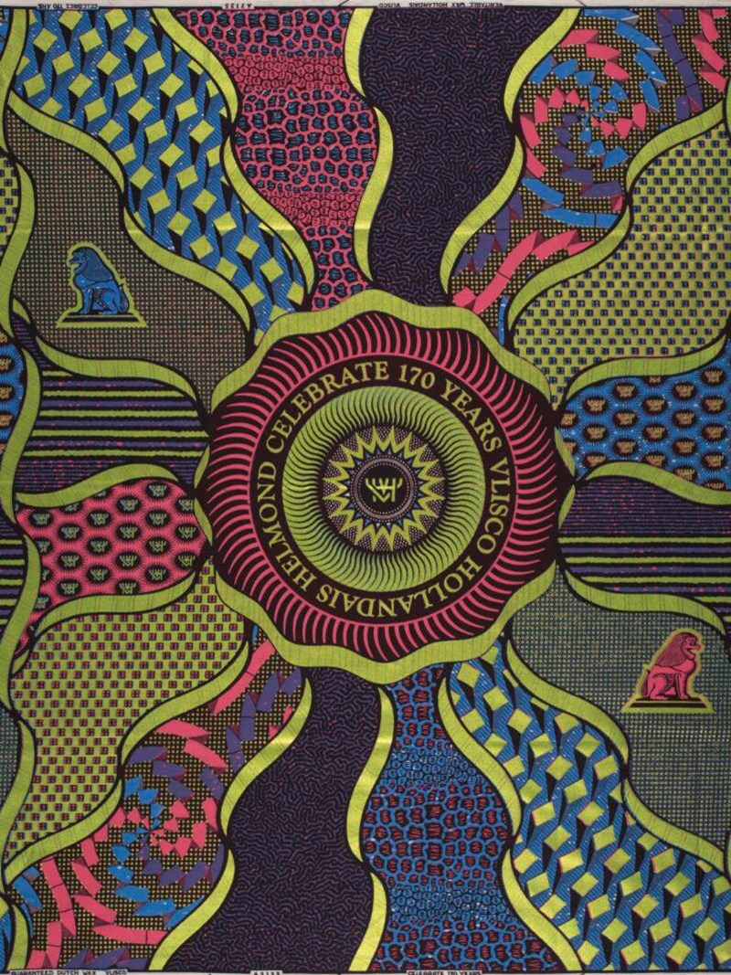 The place of the term batik in western tech and design vocabulary