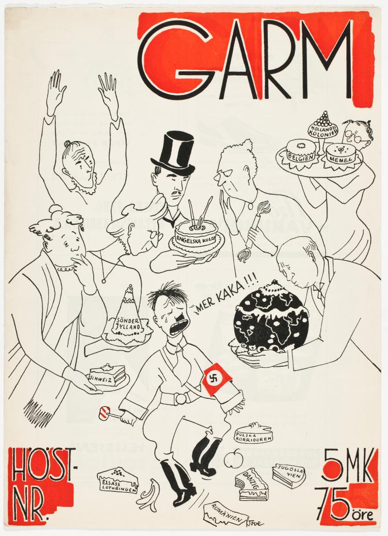 3. Garm No 10, 14.10.1938