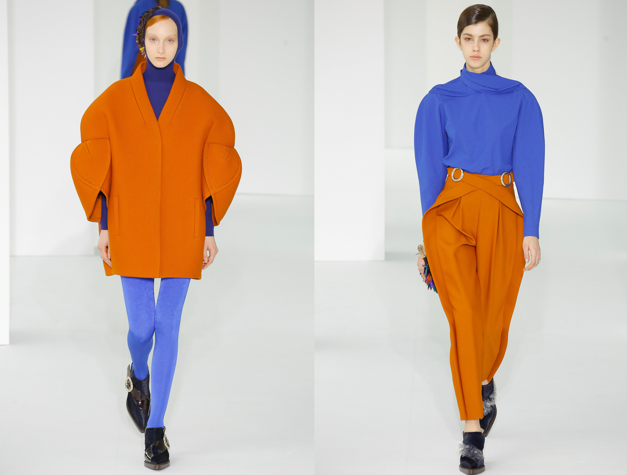 What is the fashion color for 2018 79