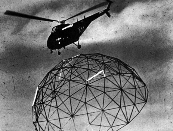 BuckminsterFuller_Helicopter1954