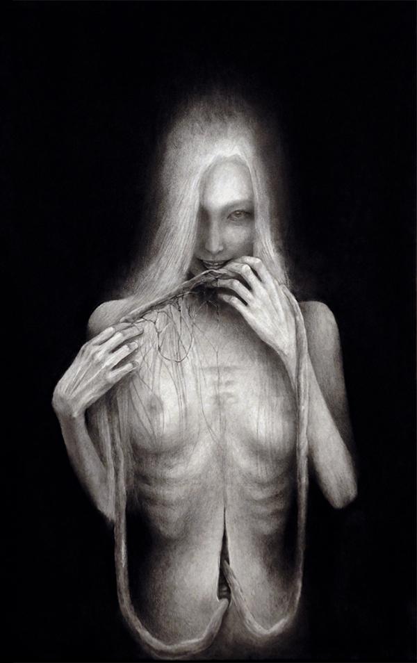 SuzumeUchida_Anorexia and Destruction