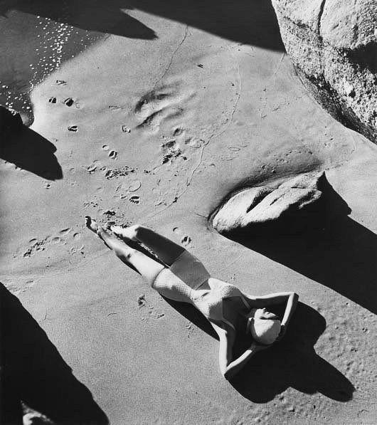 LDW_Rubber Bathing Suit  California 1940