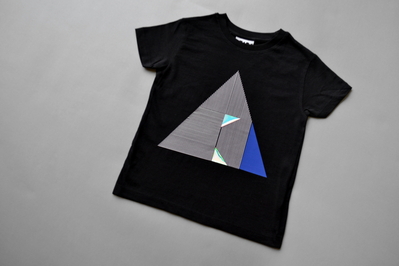 LTD TRI ILLUSION T-SHIRT