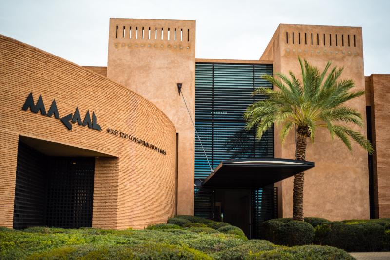 Museum of African Contemporary Art Al Maaden