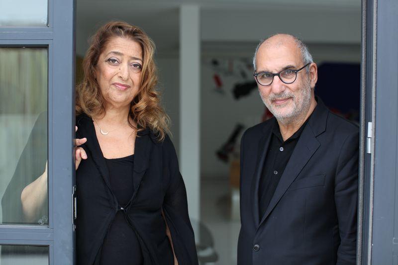 Who Dares Wins Zaha Hadid