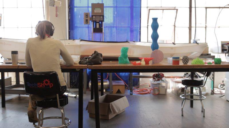 Maker 01 Techshop