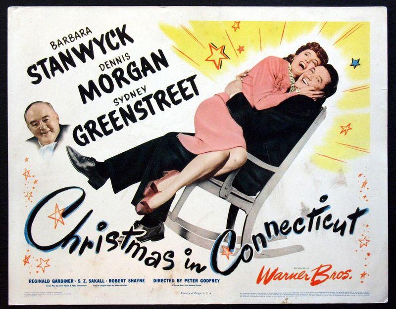 ChristmasinConnecticut_poster