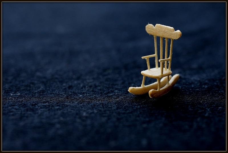 Rocking Chair Dina Berman