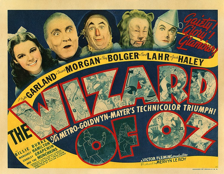 Lot491 Wizard of Oz