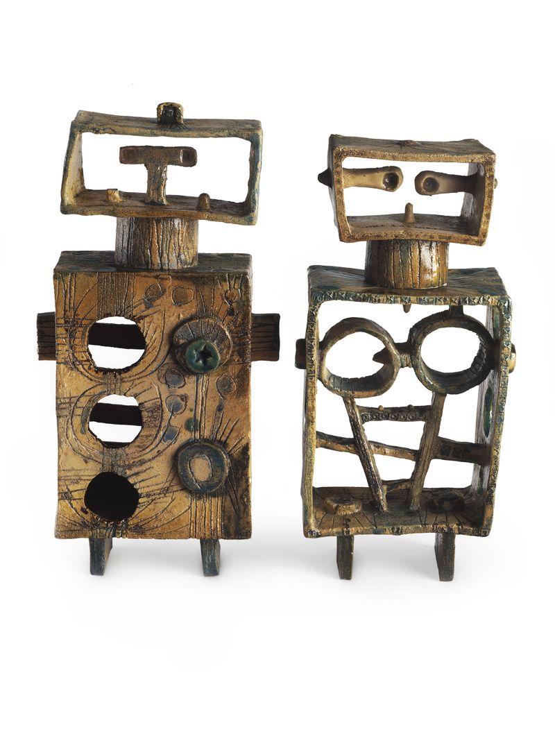 1956-1979 - 2 Robots