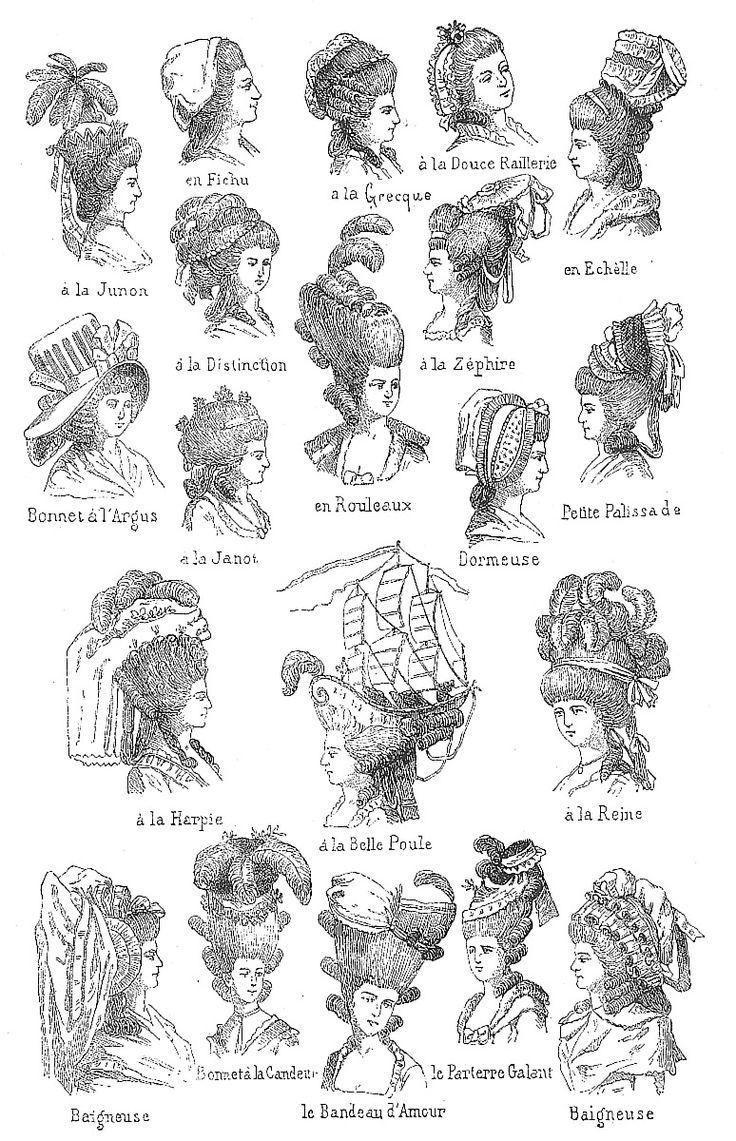 18thcentury hairstyles