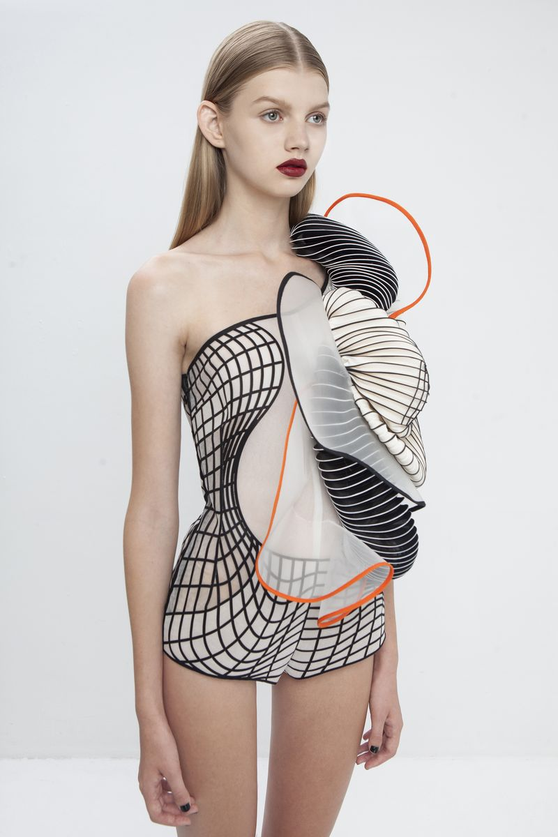 02_Bodysuit from Hard Copy collection_Raviv_0