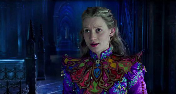 Alice through looking glass 2
