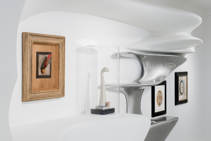 1_Schwitters_exhibition_photo©Galerie_Gmurzynska