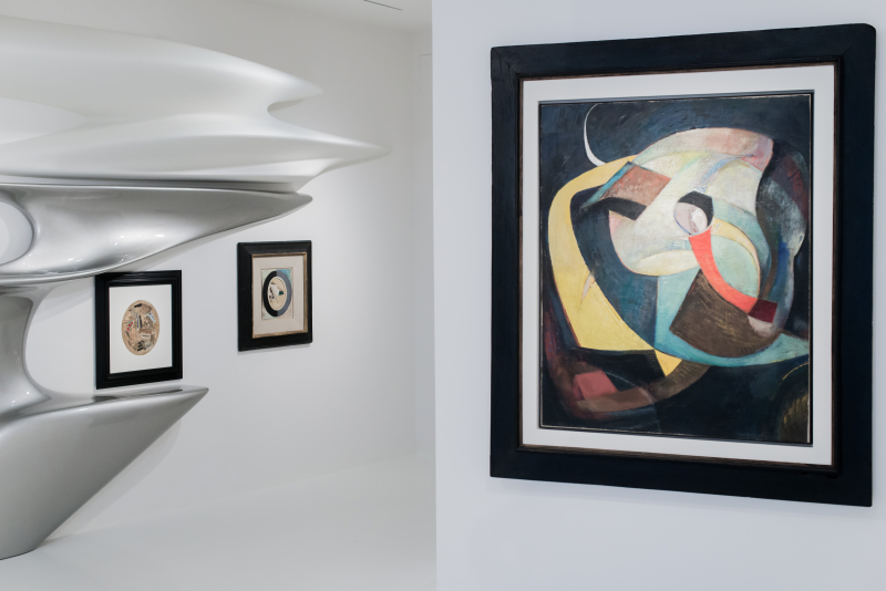 2_Schwitters_exhibition_photo©Galerie_Gmurzynska