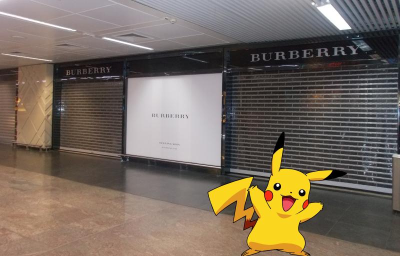 BurberryFiumicino_Pikachu_byAnnaBattista