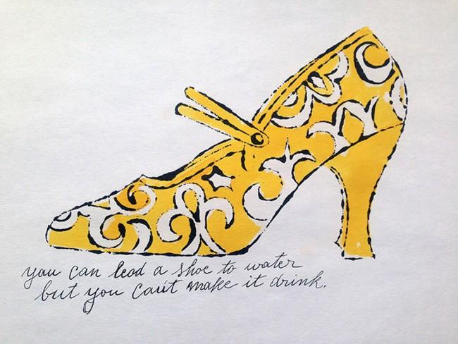 AWarhol_shoe