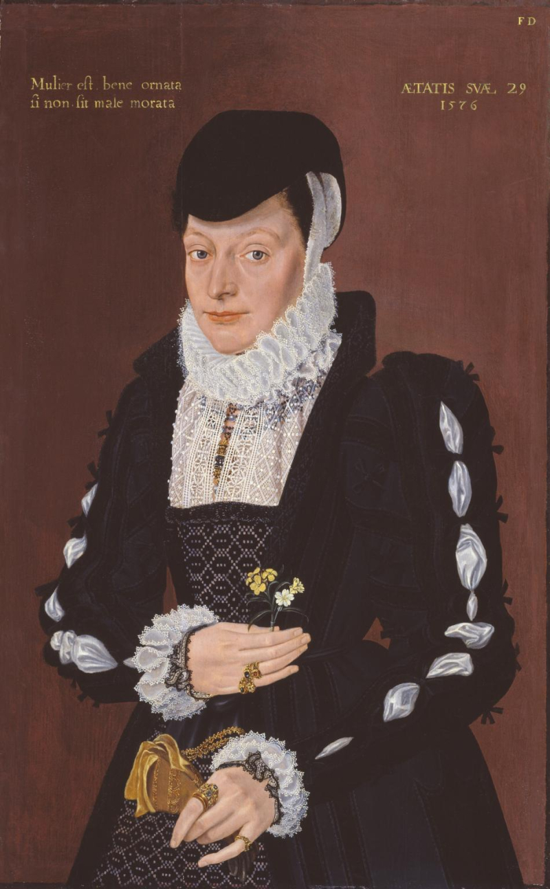 Portrait of a Lady 1576