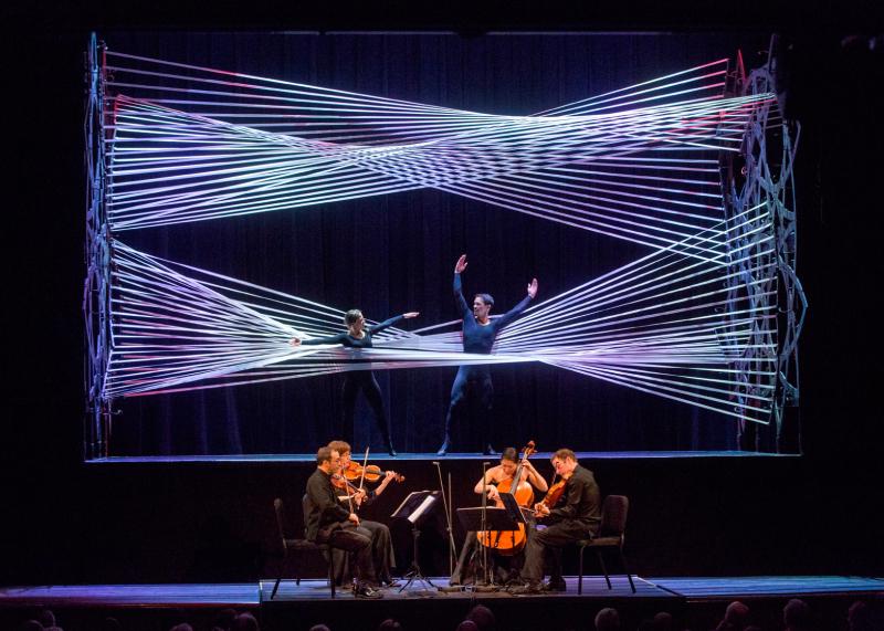 Gabriel Calatrava for the 92Y Music Festival in New York